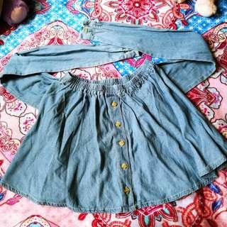 Skirt Jeans