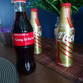 Limited Edition Coke Bottle