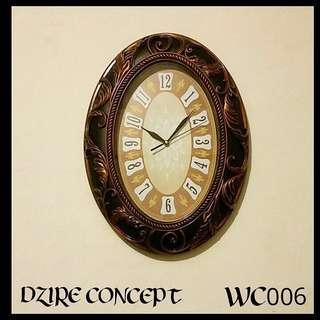 BN Classic Wall Clock