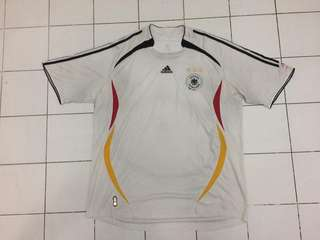 Jersey Jerman Home World Cup 2006