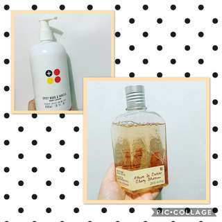Buy 1 Get 1 Body Wash and Lotion