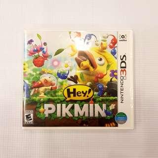 3DS Hey pikmin
