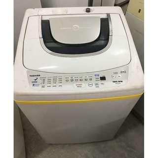 Toshiba Washing Machine 10kg Mesin Basuh