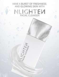 Nlighten facial cleanser(toner)