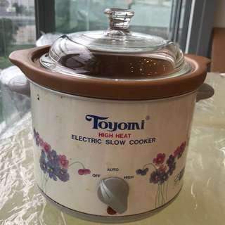 Toyomi slow cooker 1.2L