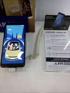Galaxy A8 Dp Ringan Cicilan proses 3 menit