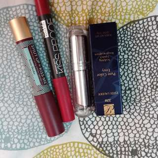 Random lipsticks