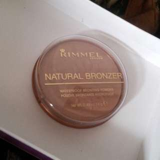 waterproof bronzing