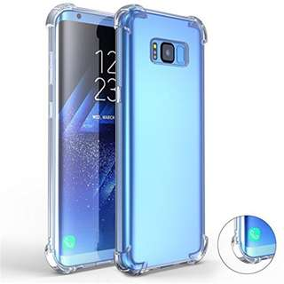 S8 plus clear case