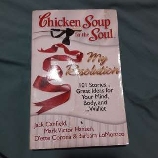 Chicken Soup For The Soul - My Resolution
