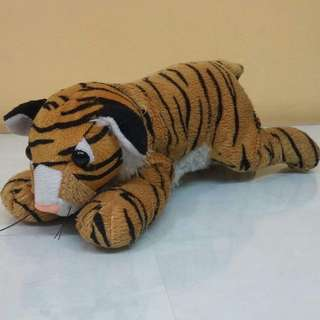 Baby Tiger Staff Toy