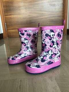 Kids Rain Boots, Minnie Mouse