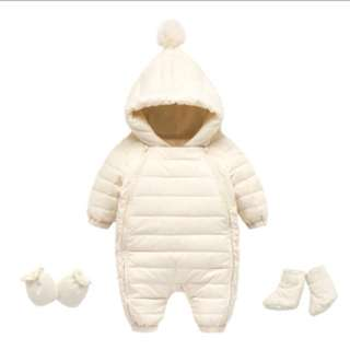 Baby Winter Jumpsuit