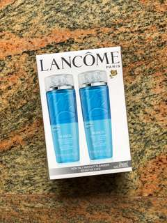 LANCOME BI-FACIL Non Oily Instant Cleaner Sensitive Eyes Makeup remover