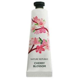Nature Republic Cherry Blossom Hand Cream