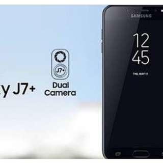 Samsung Galacy J7 Plus