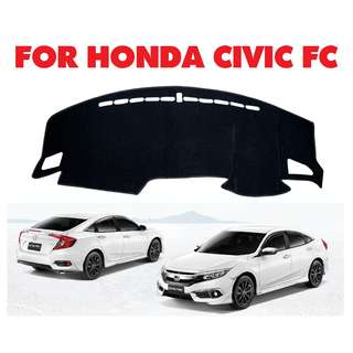 Honda Civic FC Dashboard Carpet Mat