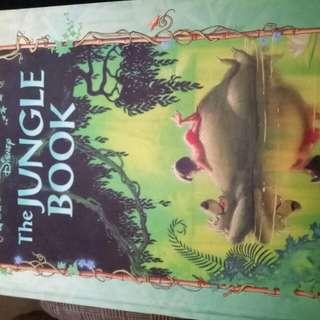 Harbound jungle book