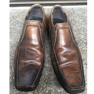 Kenneth Cole Genuine Leather Loafers