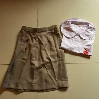 I.B.A (International British Academy) Set of Uniform