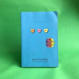 Boy Meets Boy by David Levithan
