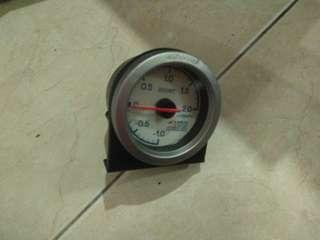 Apexi Boost meter EL1