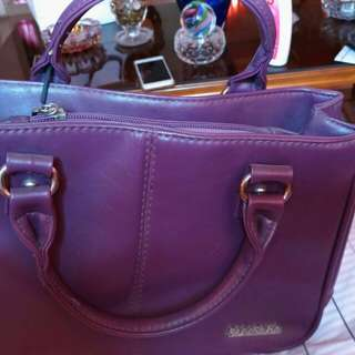 repriced ube handbag