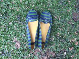 Kate Spade Rubber Flat Shoes