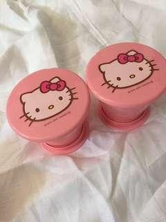 Hello Kitty布丁模全新