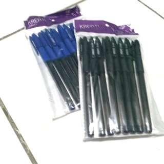 (Bundle Package) Pens