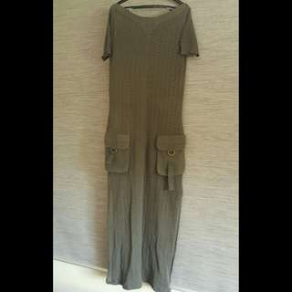 L.A.M.B long dress
