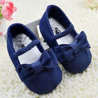 [PRE-ORDER] Baby Knot Bow Shoes