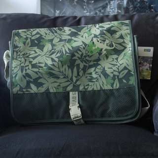Forest Adventure Bag Green Boy's Travel