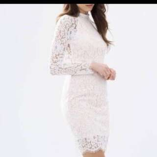 BNWT Keepsake lace dress in Size S