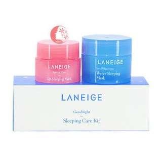 Laneige Good Night Sleeping Kit