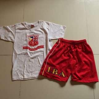 I.B.A (International British Academy) PE Shorts