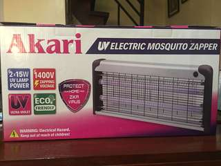 Akari Electric Mosquito Zapper