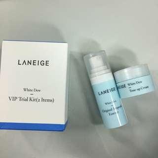 Laneige White Dew VIP Trial Kit