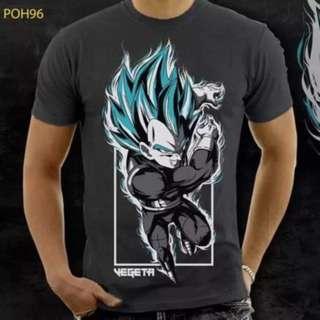 T-shirt SS Vegeta