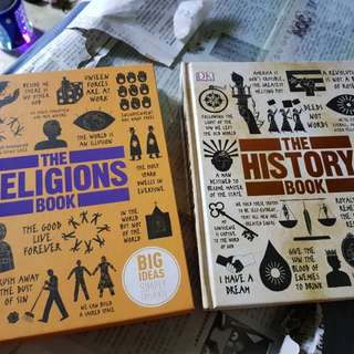 History and Religions Book