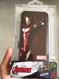 Marvel Power Bank 8000mAh