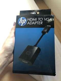 HDMI to VGA adaptor