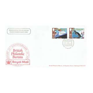 FDC British Philatelic Bureau Royal Mail 1963 - 1988