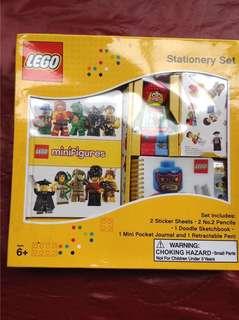 Lego Stationery Set