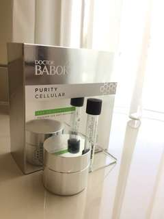 Babor blemish and acne kit