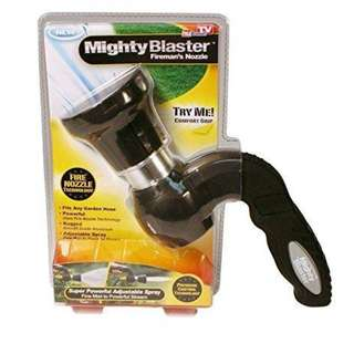 Mighty Blaster Firemen's Hose Nozzle As Seen On TV