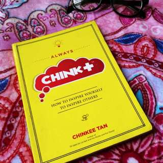 Chinkee Tan Book