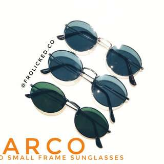 RETRO/VINTAGE sunglasses