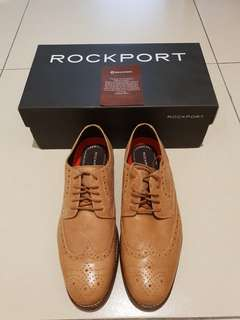 Rockport wingtip brand new in box