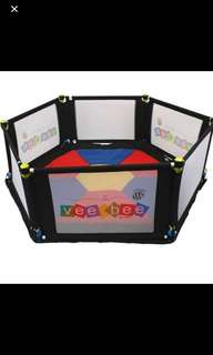 Baby Vee Bee Playpen (6-sided)